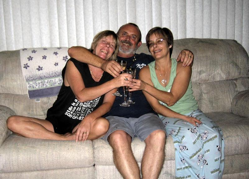 Dianne, Jim & Dorleen