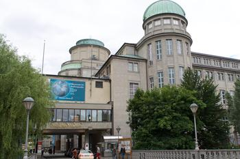 Munich - Deutsches Museum